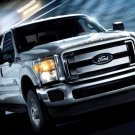 "Ford F-350 Super Duty Truck Poster Print on 10 mil Archival Satin Paper 20"" x 15"""