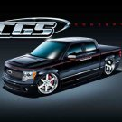 "Ford F-150 SEMA Edition Concept Truck Poster Print on 10 mil Archival Satin Paper 16"" x 12"""