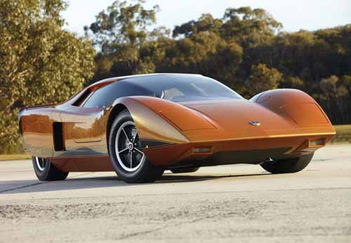 """Holden Hurricane Concept Car Poster Print on 10 mil Archival Satin Paper 20"""" x 15"""""""