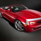 "Chevrolet Camaro Red Zone Concept Car Poster Print on 10 mil Archival Satin Paper 16"" x 12"""