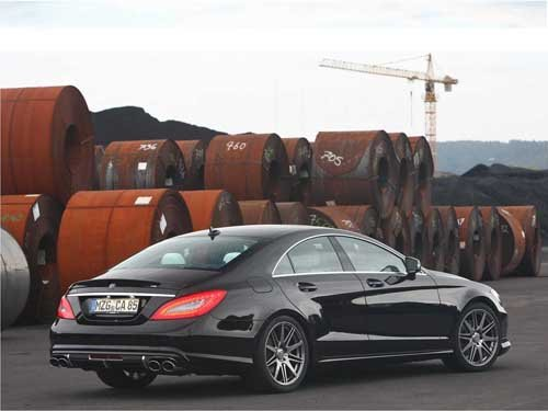 """Carlsson Mercedes-Benz CLS CK63 RS Car Poster Print on 10 mil Archival Satin Paper 16"""" x 12"""""""