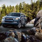 "Toyota 4Runner Limited SUV Car Poster Print on 10 mil Archival Satin Paper 16"" x 12"""