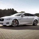 "Jaguar XJ Sport Car Poster Print on 10 mil Archival Satin Paper 16"" x 12"""