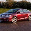 "Buick LaCrosse GL Concept  Car Poster Print on 10 mil Archival Satin Paper 16"" x 12"""