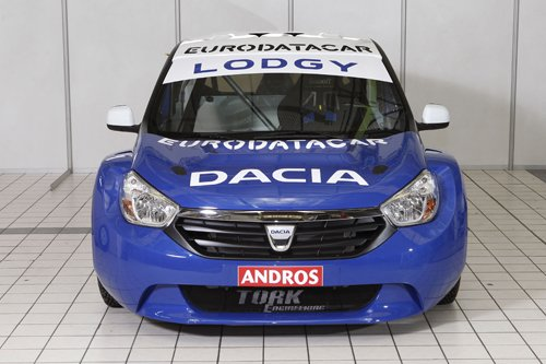 """Dacia Lodgy Glace Car Poster Print on 10 mil Archival Satin Paper 24"""" x 18"""""""