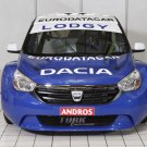 Dacia Lodgy Glace Car Poster Print on 10 mil Archival Satin Paper 24&quot; x 18&quot;