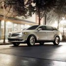 "Lincoln MKT (2013) Car Poster Print on 10 mil Archival Satin Paper 24"" x 18"""