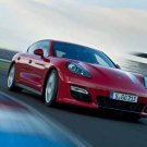 "Porsche Panamera GTS Car Poster Print on 10 mil Archival Satin Paper 16"" x 12"""