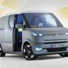 "Volkswagen eT! Concept Car Poster Print on 10 mil Archival Satin Paper 36"" x 24"""