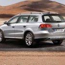 """Volkswagen Passat Alltrack (2012) Car Poster Print on 10 mil Archival Satin Paper 20"""" x 15"""""""