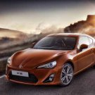"Toyota GT 86 Car Poster Print on 10 mil Archival Satin Paper 36"" x 24"""