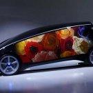 "Toyota Fun VII Concept Car Poster Print on 10 mil Archival Satin Paper 24"" x 18"""