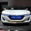 "Honda EV-STER Concept Car Poster Print on 10 mil Archival Satin Paper 20"" x 15"""