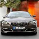 "BMW 6 Series Gran Coupe Car Poster Print on 10 mil Archival Satin Paper 24"" x 18"""