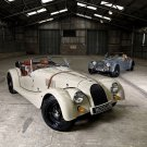 "Morgan Roadster Sport Duo Car Poster Print on 10 mil Archival Satin Paper 16"" x 12"""