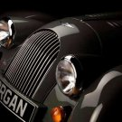 "Morgan 4/4 Sport Grill Car Poster Print on 10 mil Archival Satin Paper 16"" x 12"""