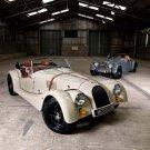 "Morgan Roadster Sport Duo Car Poster Print on 10 mil Archival Satin Paper 20"" x 15"""