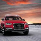 "Audi Q3 Concept Car Poster Print on 10 mil Archival Satin Paper 20"" x 15"""
