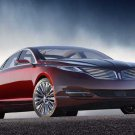 "Lincoln MKZ Concept (2012) Car Poster Print on 10 mil Archival Satin Paper 16"" x 12"""