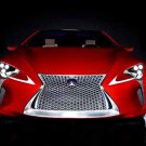 Lexus LF-LC Sports Coupe Concept Car Poster Print on 10 mil Archival Satin Paper 36&quot; x 24&quot;