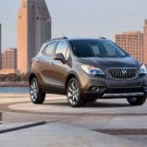 "Buick Encore (2013) Car Poster Print on 10 mil Archival Satin Paper 16"" x 12"""