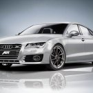 "ABT Audi Sportline A7 Car Poster Print on 10 mil Archival Satin Paper 16"" x 12"""
