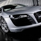 "Audi R8 6 Sporz Wheelsandmore Car Poster Print on 10 mil Archival Satin Paper 16"" x 12"""