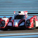 "Toyota TS030 Hybrid Race Car Poster Print on 10 mil Archival Satin Paper 16"" x 12"""