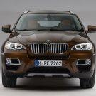 "BMW X6 (2012) Car Poster Print on 10 mil Archival Satin Paper 16"" x 12"""