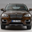 "BMW X6 (2012) Car Poster Print on 10 mil Archival Satin Paper 36"" x 24"""