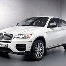 "BMW X6 (2012) M50d Car Poster Print on 10 mil Archival Satin Paper 36"" x 24"""