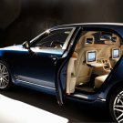 "Bentley Mulsanne Executive Interior Car Poster Print on 10 mil Archival Satin Paper 16"" x 12"""