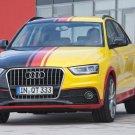 """Audi MTM Q3 TFSI Quattro Car Poster Print on 10 mil Archival Satin Paper 16"""" x 12"""""""