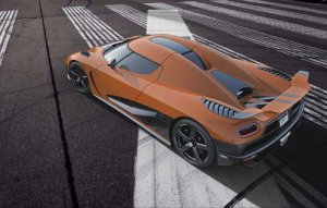 "Koenigsegg Agera R Car Poster Print on 10 mil Archival Satin Paper 20"" x 15"""