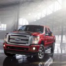 "Ford F-250 Super Duty (2013) Truck Poster Print on 10 mil Archival Satin Paper 16"" x 12"""
