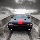 "Dodge Challenger Rallye Redline Car Poster Print on 10 mil Archival Satin Paper 20"" x 15"""