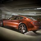 "Fisker Atlantic Concept Car Poster Print on 10 mil Archival Satin Paper 24"" x 18"""