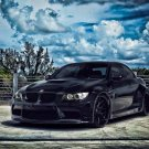 "BMW Vorsteiner GTRS3 E93 M3 Car Poster Print on 10 mil Archival Satin Paper 16"" x 12"""