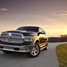 "Dodge Ram 1500 (2013) Truck Poster Print on 10 mil Archival Satin Paper 16"" x 12"""