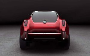 "MG Icon Concept Car Poster Print on 10 mil Archival Satin Paper 16"" x 12"""