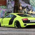 "Audi R8 V10 XXX Performance Car Poster Print on 10 mil Archival Satin Paper 20"" x 15"""