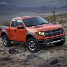 "Ford F-150 SVT Raptor Truck Poster Print on 10 mil Archival Satin Paper 24"" x 18"""