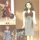 "Gene Fashion Doll 15 1/"" Vogue Craft Daytime 40's Fashions Sewing Pattern NEW"