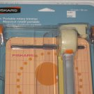 FISKARS Portable Rotary Paper Trimmer Photography Scrapbooking Retail $59.99