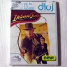 DIDJ INDIANA JONES MATH FACTS Educational Game Sealed New Leap Frog
