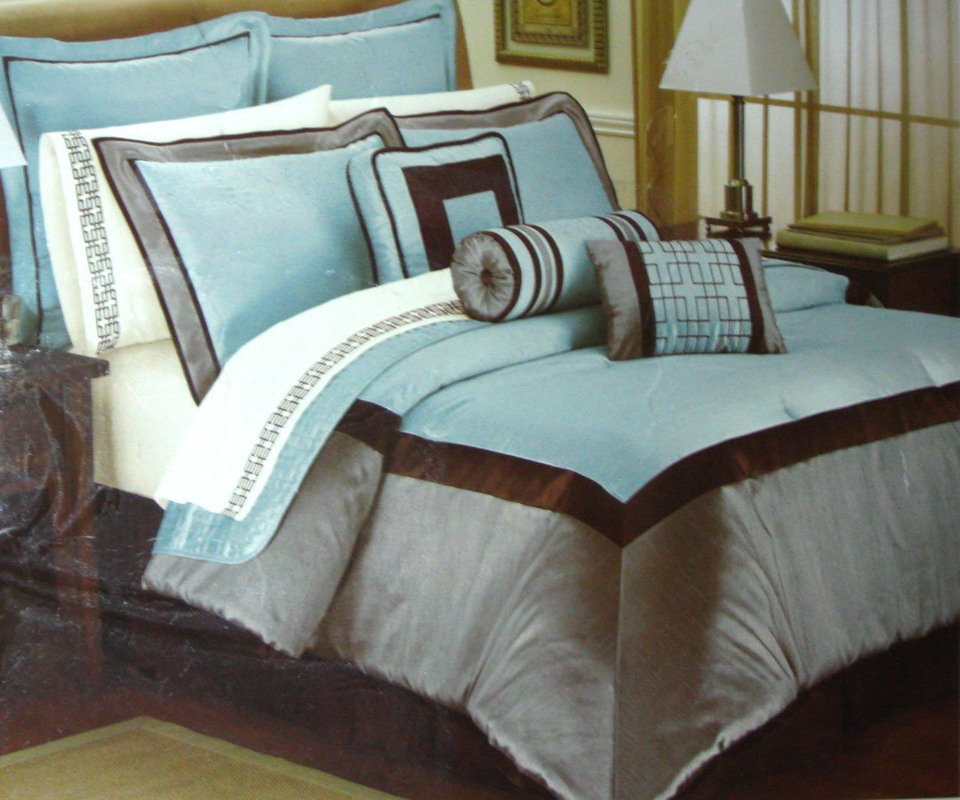 Kohl S Bijoux Queen Comforter Set Hotel By Park Avenue 4