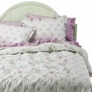 Simply Shabby Chic LAVENDER ROSE King 104 X 92 Quilt  Rachel Ashwell Target