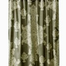 Threshold LARGE GRAY MEDALLION Ivory Fabric Shower Curtain Target