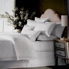 Martha Stewart TROUSSEAU COLETTE Queen Bedskirt White Macy's