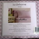 Liz Claiborne Diana King sheet set 4pc New